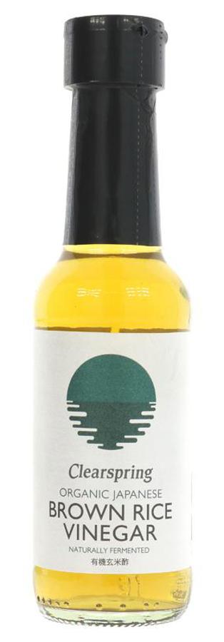 Clearspring Brown Rice Vinegar - 150ml