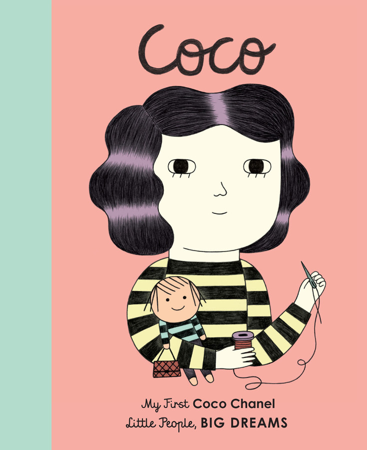 Little People Big Dreams Board Book: Coco