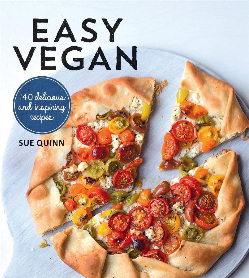 Easy Vegan Recipe Book