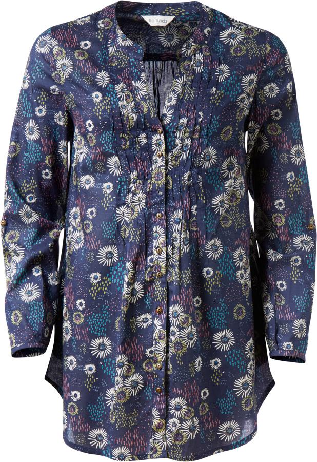 Nomads Navy Tunic Shirt