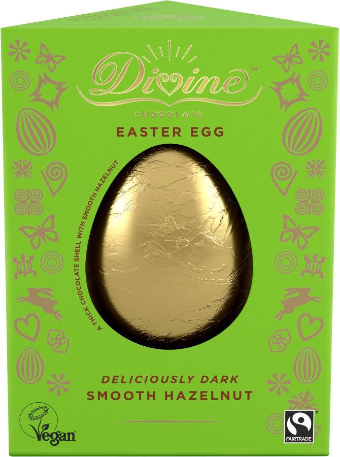 Divine Easter Egg Deliciously Dark Vegan