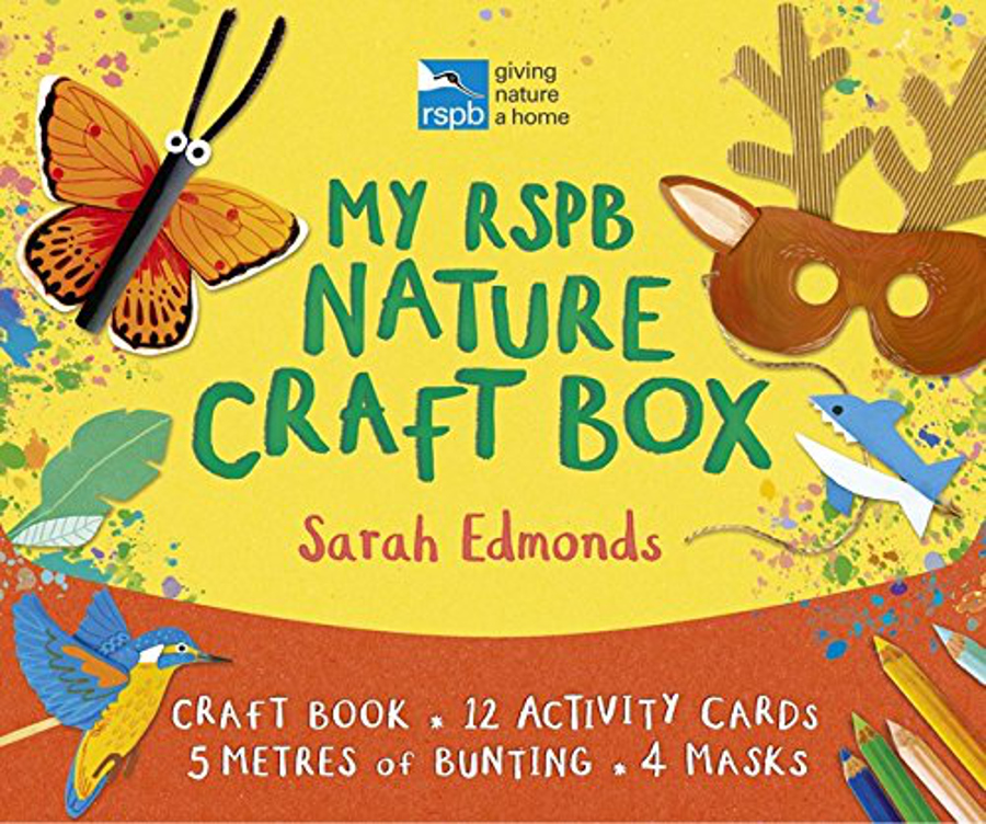 My RSPB Nature Craft Box
