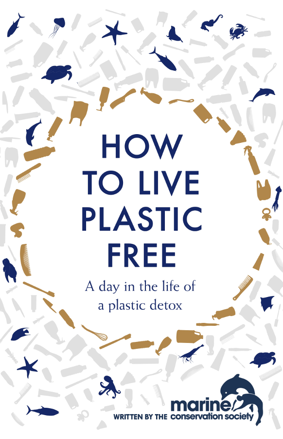 How to Live Plastic Free Hardback Book