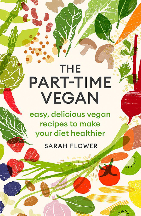 Part Time Vegan Cookbook