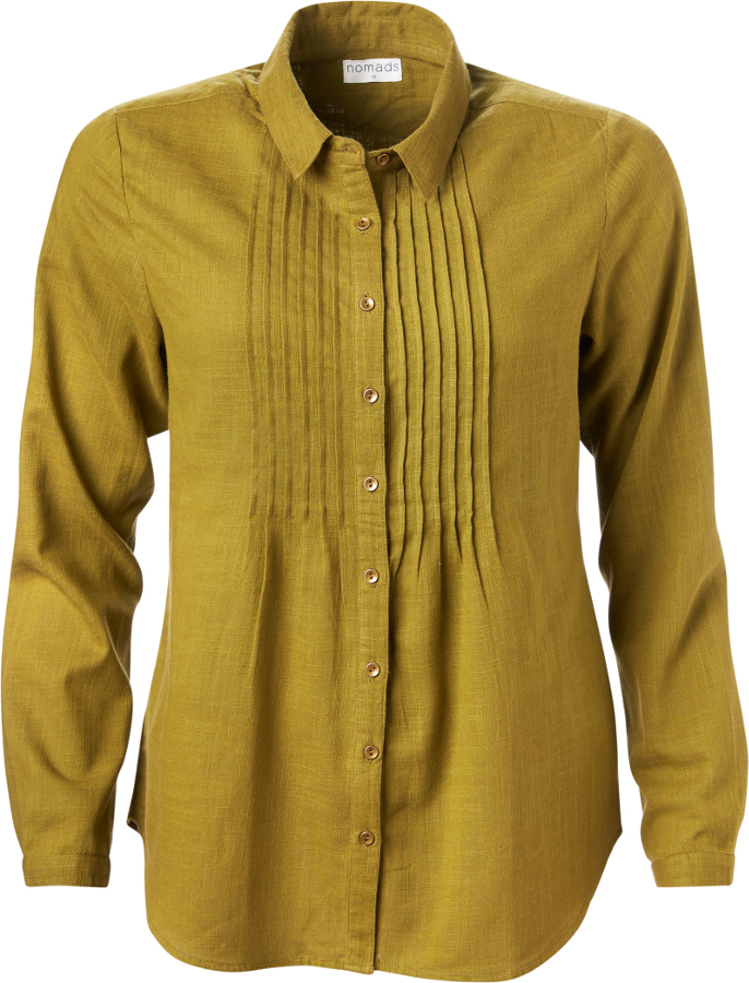 Nomads Antique Pin Tuck Shirt