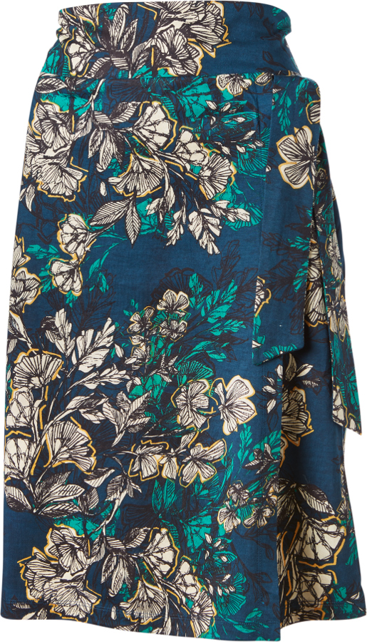 Nomads Biscay Floral Wrap Style Skirt