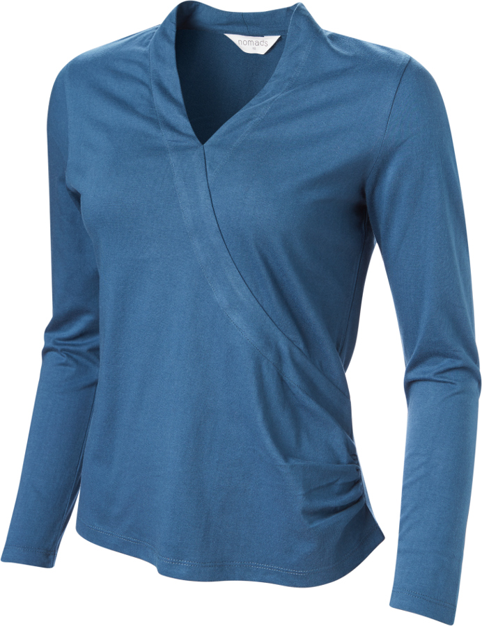 Nomads Biscay Cross Over Style Top