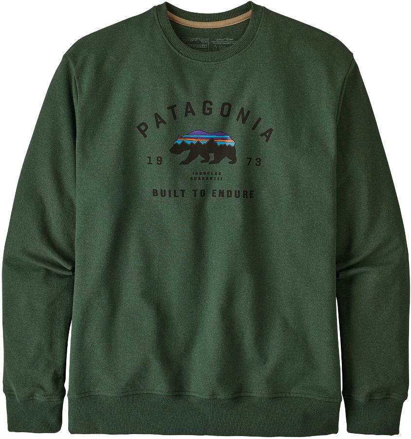 Patagonia Arched Fitz Roy Bear Uprisal Crew Sweatshirt