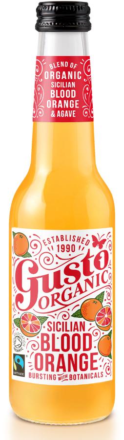 Gusto Sicilian Blood Orange - 275ml