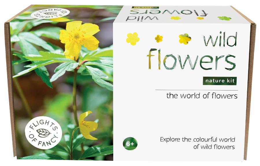 Wild Flowers Kit