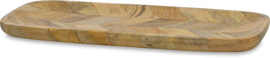 Nalbari Mango Wood Platter - Small