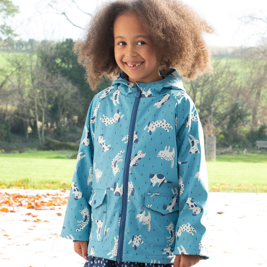 Kite Girls Splash Coat