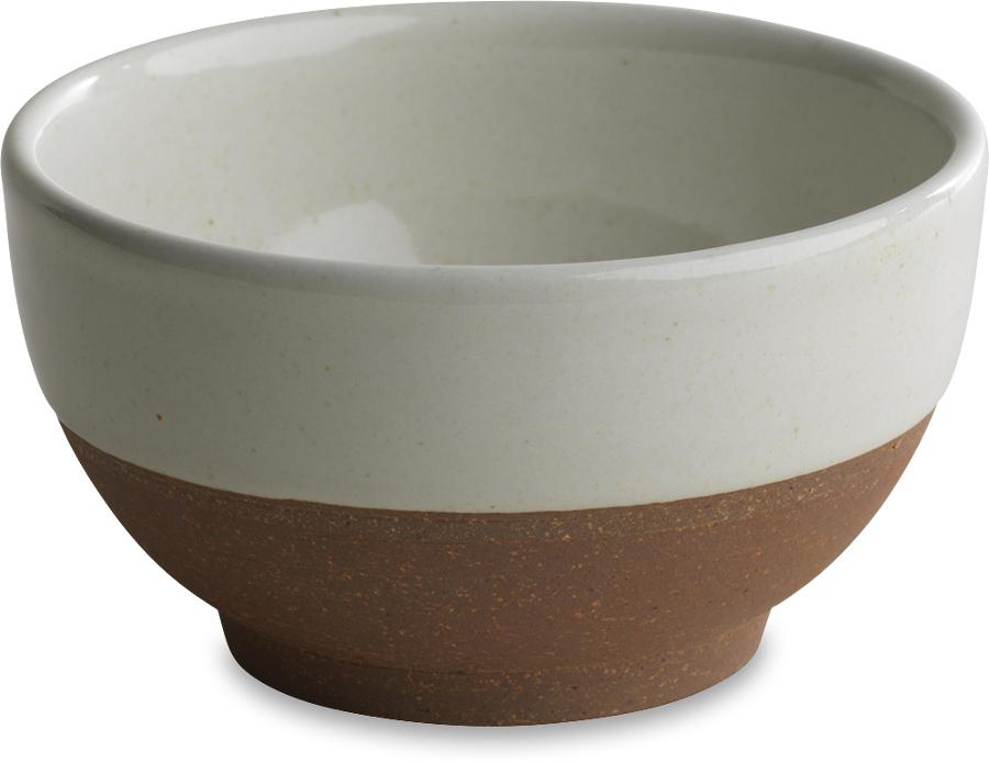 Mali White & Terracotta Bowl