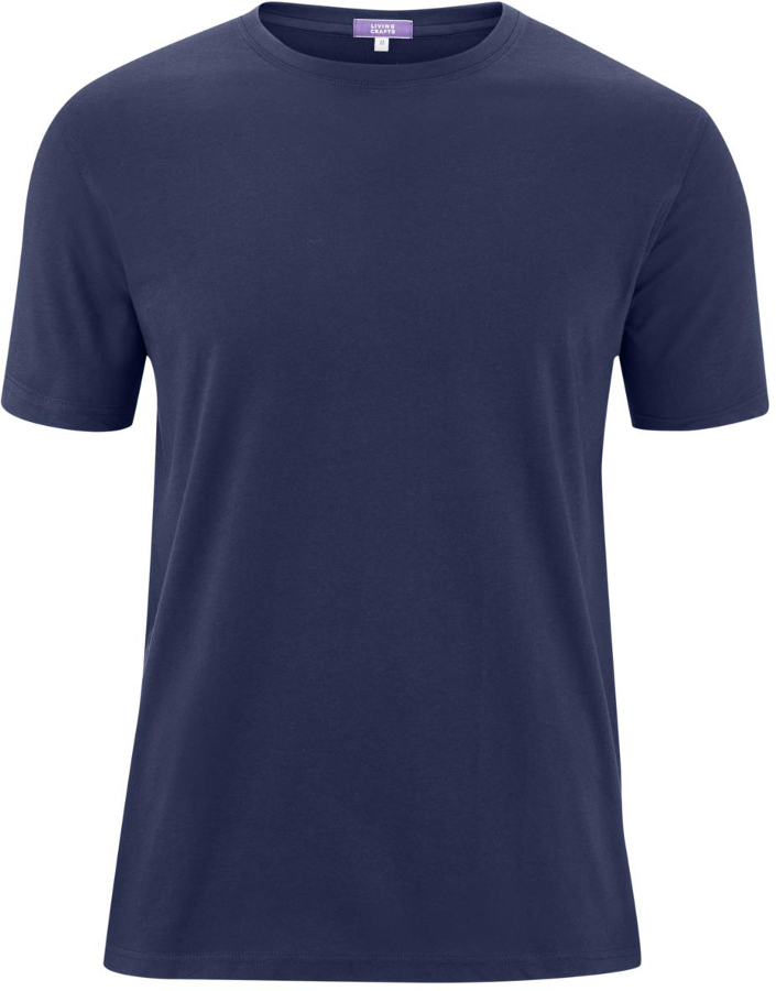 Fabian Organic Cotton T-Shirt - Navy - Pack of 2
