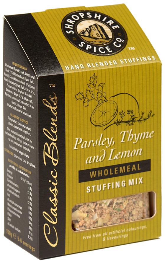 Shropshire Spice Parsley Thyme & Lemon Stuffing - 150g