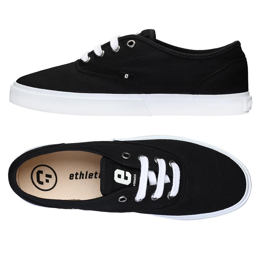 Ethletic Fairtrade Kole Sneaker - Black