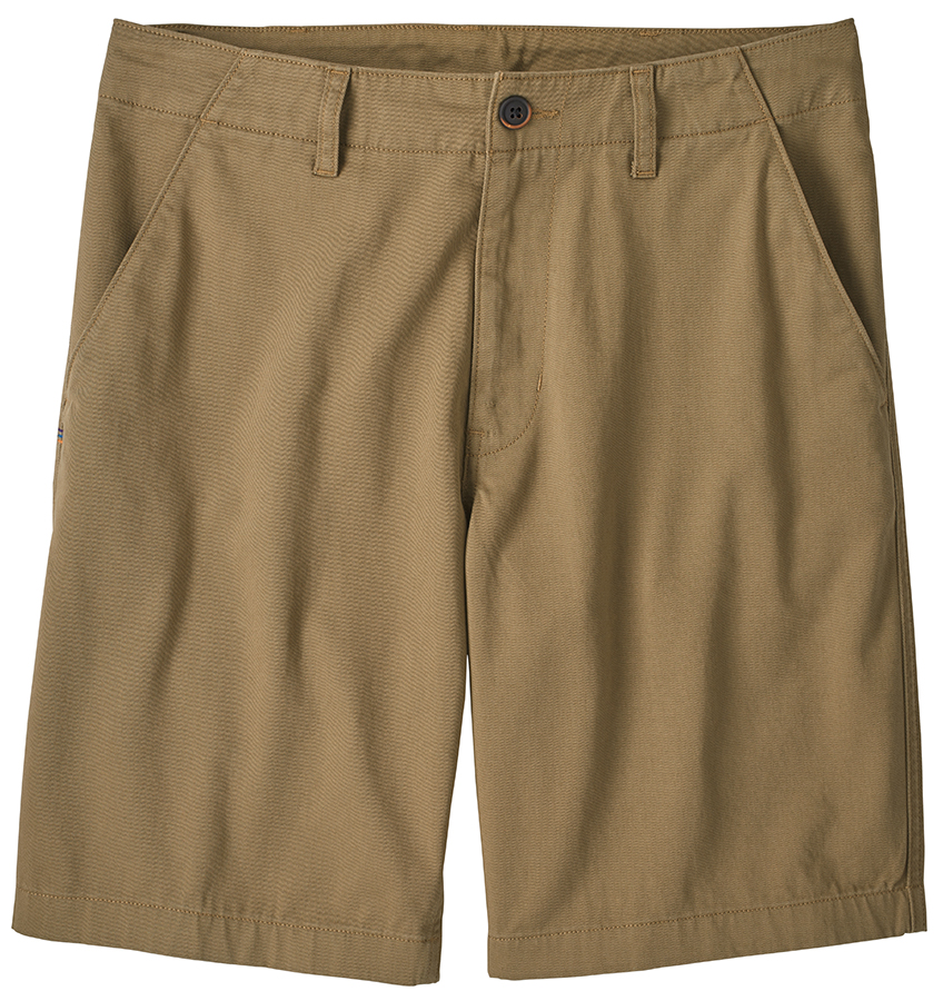 Patagonia Men's Four Canyon Twill Shorts - Mojave Khaki