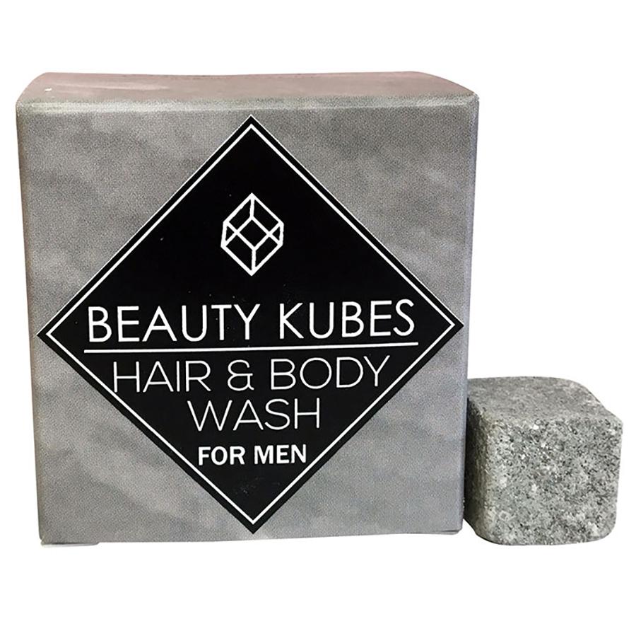 Beauty Kubes Shampoo & Body Wash for Men