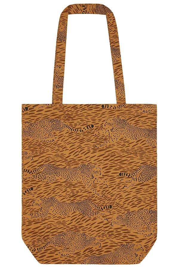 BBC Earth Cheetah Print Bag