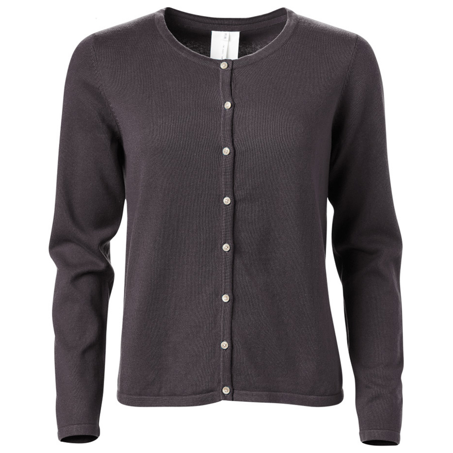 Thought Charcoal Bodil Cardigan