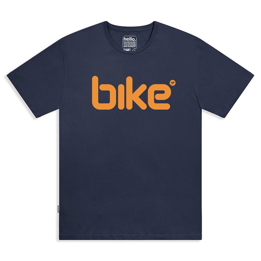 Silverstick Mens Bike T-Shirt - Navy