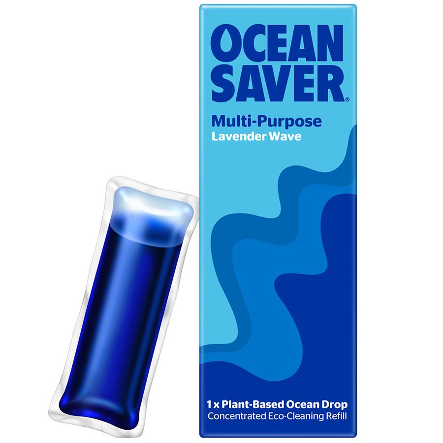 OceanSaver Lavender Multipurpose Refill Drop