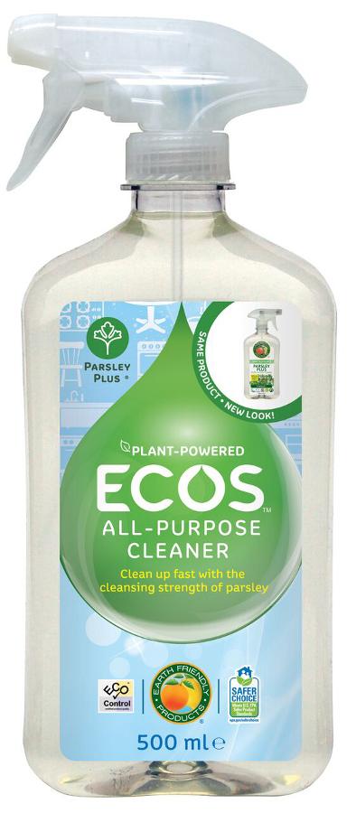 ECOS Parsley Plus Cleaner - 500ml
