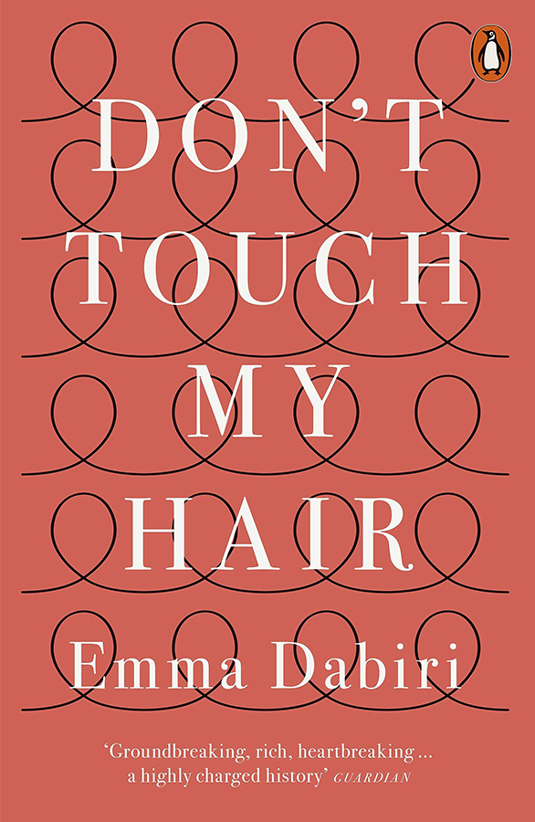 Don't Touch My Hair Paperback Book