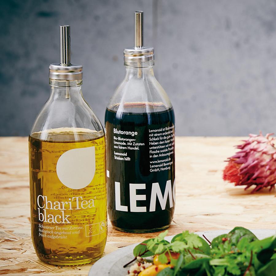Lemonaid Upcycling Oil Pourer