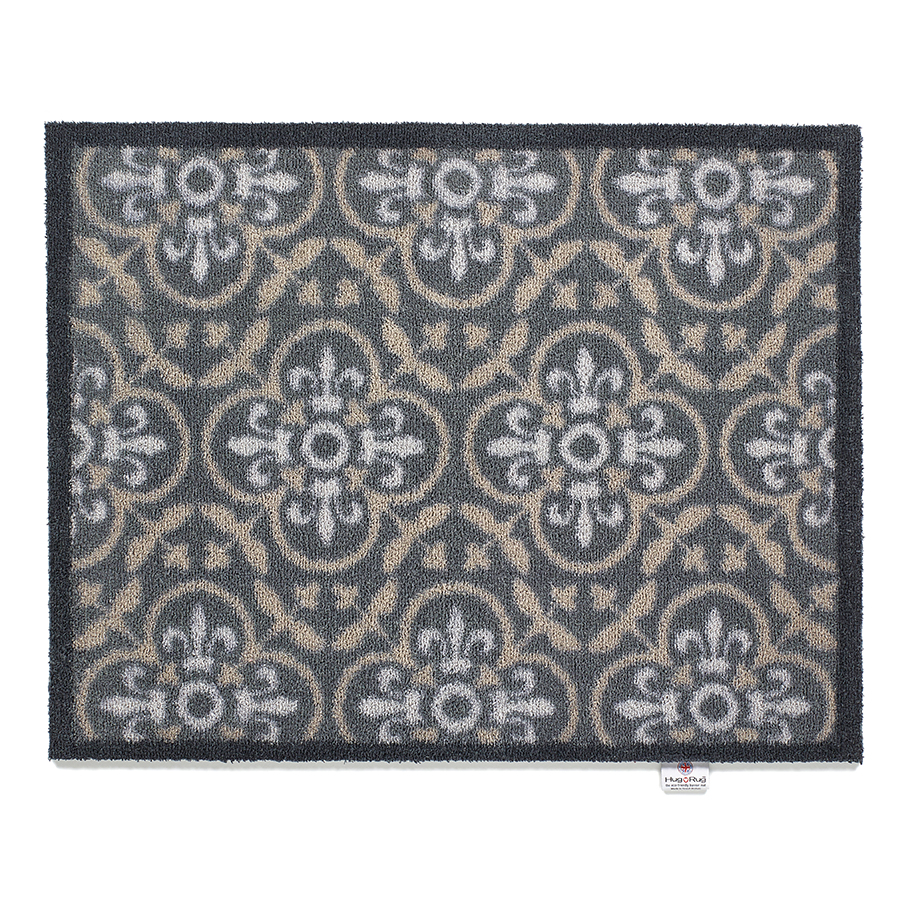 Patterned Home Doormat - 65 x 85cm