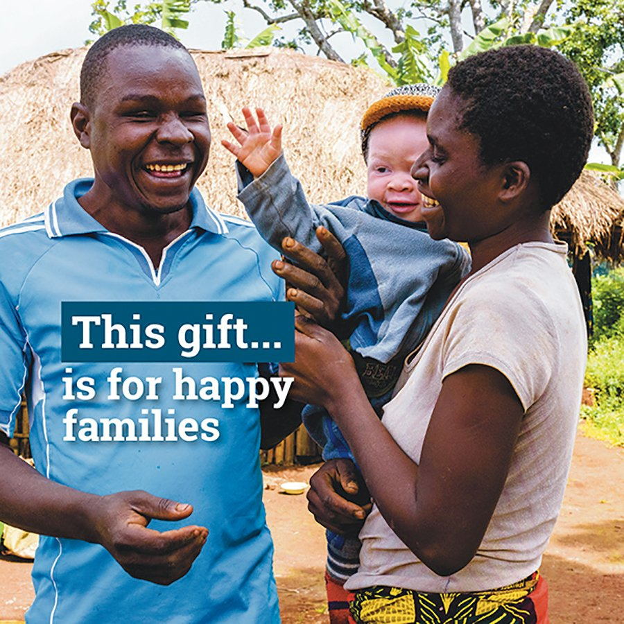 Happy Families - Gifts for Life