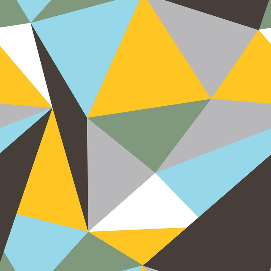 Maemara Fusion Fabric by the Meter - Mustard