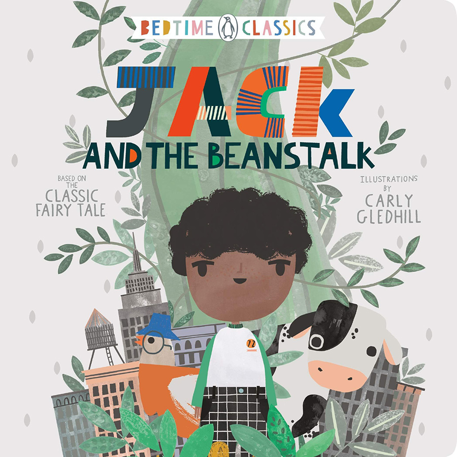 Penguin Bedtime Classics: Jack and the Beanstalk