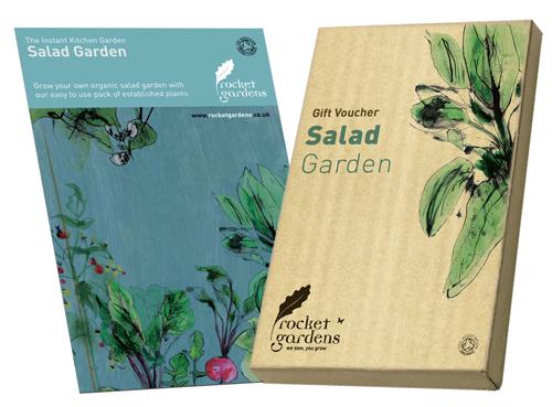 Image of Instant Salad Garden