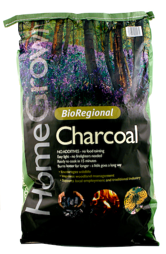 Image of BioRegional HomeGrown FSC Certified Charcoal 3KG