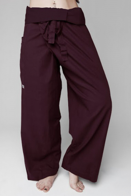 Marzipants Full Length Trousers - Limited Edition Purple
