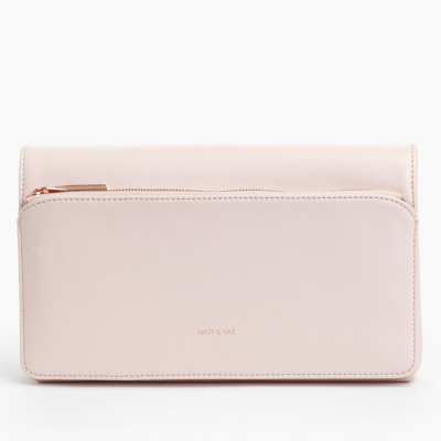 Matt & Nat Petite Vegan Clutch Bag - Blossom