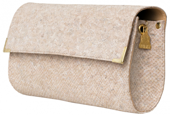Wilby Vroc Long White Snake Clutch