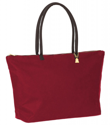 Wilby Small Red Country Bag