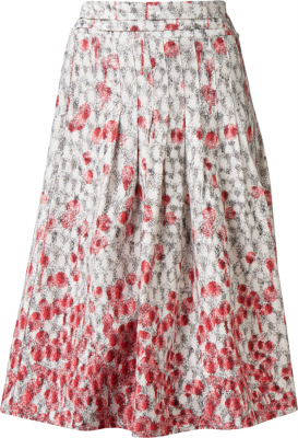 Thought Rhubarb Spot Dash Skirt