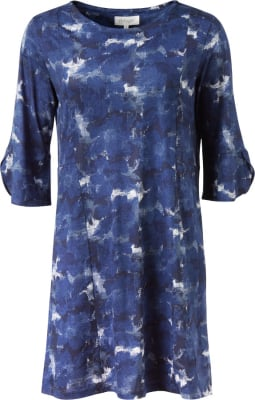 Thought Ocean Blue Moreno Dress