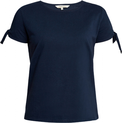 People Tree Navy Emery Top