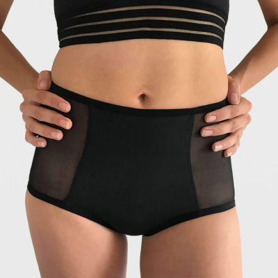FLUX Period-Proof Underwear - Hi-Waist