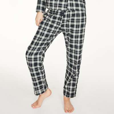 Thought Tehran Pyjama Trousers - Midnight Navy