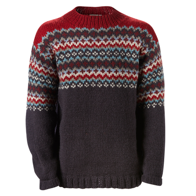 Clifden Sweater - Red