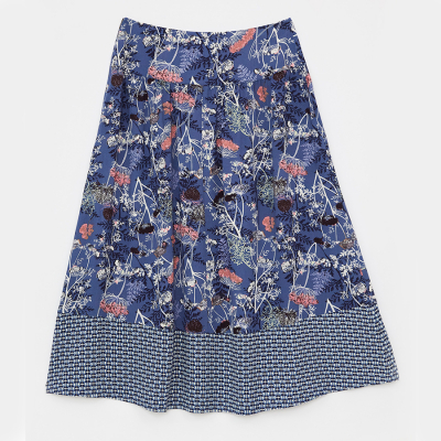 White Stuff Eta Skirt - Navy