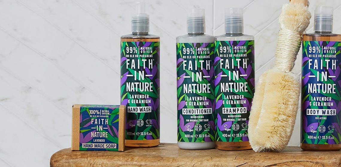 Natural and ethical beauty
