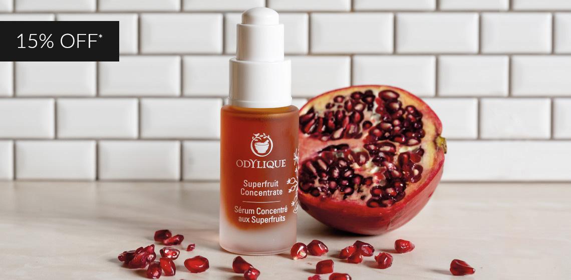 15% Off Odylique Organic Beauty