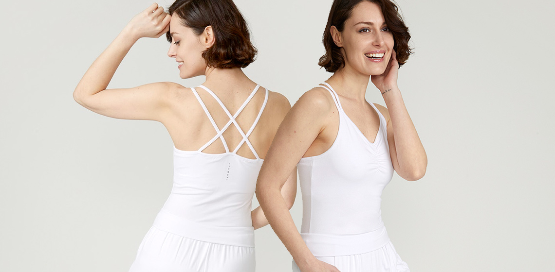 Sustainably Sourced Active Wear