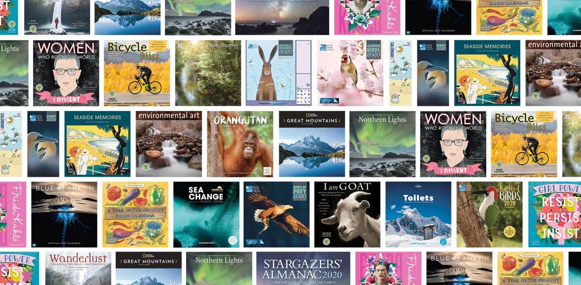 Calendars, Cards & Wrap